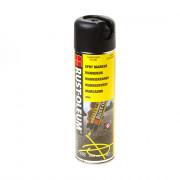 Rust-Oleum Spuitverf markeerspray fluorecerend geel 2842 500ml
