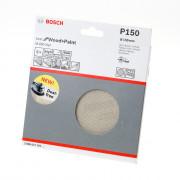 Bosch Schuurschijfnet Wood and Paint 150mm K150 M480 blister van 5 schijven