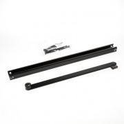 Glijarm zwart v.deurdranger Ts5000/3000V.