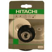 Hitachi Steunschijf met moer 125 mm zacht ISO 15636