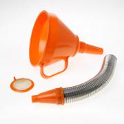 Pressol Trechter inclusief flexibele slang PVC160mm 02675