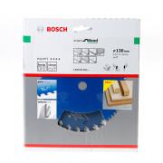 Bosch Cirkelzaagblad 24 tanden Wood ABT 130 x 20 x 2.4mm