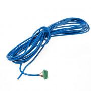 Verlengkabel met connector (8m 6a)