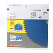 Bosch Cirkelzaagblad 80 tanden Multi Material Negative TCG 250 x 30 x 2.4mm
