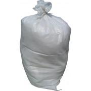 Kelfort Puinzak wit geweven 65 x 100cm set van 10 zakken
