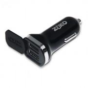 Adapter voor opladen in auto CC520 Zikko