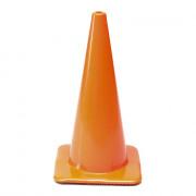 Verkeerspilon oranje 75cm