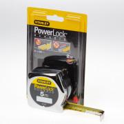Stanley Rolbandmaat powerlock 5 meter x 25mm 0-33-195