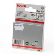 Bosch nieten gegalvaniseerd met fijne draad type-58 12mm