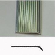 Roval Trapkantprofiel aluminium 40 x 15 x 3mm