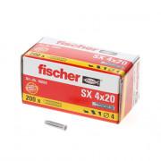 Fischer plug SX4x20 2-3mm