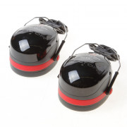 Peltor Gehoorbescherming helmoorkap optime III+p3 rood