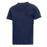 Snickers t-shirt 2504 donkerblauw maat XXL