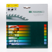 Stehle Cirkelzaagblad widia 30 tanden WS-HKS-Board diameter 100 x 12mm