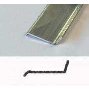 Roval Lekdorpel aluminium geboord 26 x 25 x 12mm
