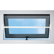 SecuBar Barrierestang Single wit 40-60cm SKG** 2010.356.014