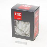 Fischer Tox hollewandplug 4-ASKA met kraag 66mm