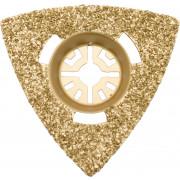 Kelfort Multizaag deltaschraper driehoeksvorm 80mm