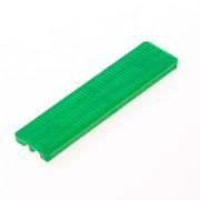 Bloem Kunstof steunblokje groen 22 x 5 x 100mm