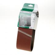 Hitachi Schuurband 100 x 610mm K80 blister van 5 banden