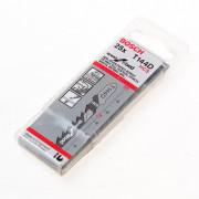 Bosch Decoupeerzaagblad hardhout T 144 D 2blister van 5 zaagjes