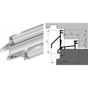 Ellen Tochtprofiel opbouw aluminium anb-11