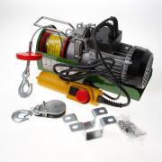 Elekt.hobbylier HLS 12mtr. 230v 300/600kg