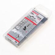 Bosch Decoupeerzaagblad hardhout T 101 B 2blister van 25 zaagjes