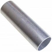 Hermeta aluminium buis uitwendig 25mm inwendig 21mm