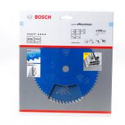 Bosch Cirkelzaagblad 52 tanden Festo Aluminium HLTCG 160 x 20 x 2.2mm