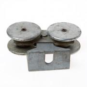 Henderson Schuifdeur hangrol 56CF/S, stalen wiel, 305