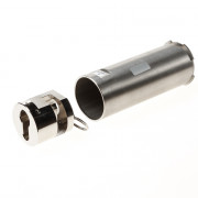 Kruse Sleutelbuis RVS light voor pc cilinder diameter 51 x diepte 135mm