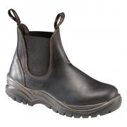 Grisport Werkschoen enkelmodel zwart