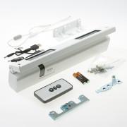 Axa Remote 2.0 met raamopener wit solar voor klepraam SKG** 2902-90-98