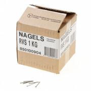 Ellen Tochtstripnagel RVS 1.6 x 25mm 1kg