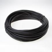 Kabel neopreen zwart 2 x 2.5mm² x 50 meter