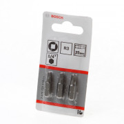 "Bosch Bit 1/4"" extra hard R3 25mm"