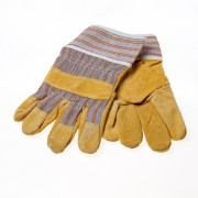Rehamij Handschoen varkensleer geel maat XL(10)