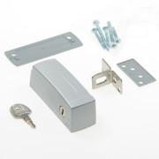 Axa Oplegslot Automatic silverline kunststof 3016-00-90/G