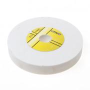 Flexovit Komslijpsteen voor gereedschapslijpen edelkorund wit K60 200 x 32 x 32mm