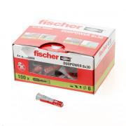 Fischer plug Duopower 6x30mm