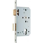 Nemef Cilinder dag- en nachtslot deurslot PC72mm type 669/77-kv-60 DIN rechts