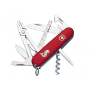 Victorinox Zakmes swissarmy angler  rood 18 functies