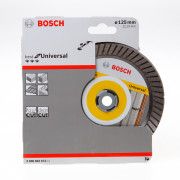 Bosch Diamandschijf Best for Universal Turbo diameter 125 x asgat 22.2mm