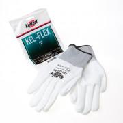 Kelfort Werkhandschoen flex pu wit maat XL(10)