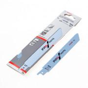 Bosch Reciprozaagblad metaal kort S 922 BF 150mm blister van 5 bladen