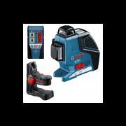Bosch Lijnlaser GLL3-80 met BM1 met LR 2 060106330A