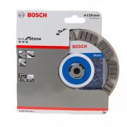 Bosch Diamantschijf droog Best for Stone diameter 125 x asgat 22.2mm