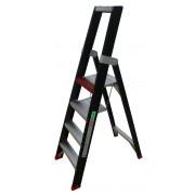 Altrex Taurus enkel oploopbaar - aluminium trap (gecoat)