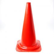Verkeerspilon oranje 50cm